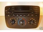 Ford Taurus 2000 2001 2002 2003 2004 AM FM CD Radio Fully Serviced with Warranty