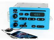 Image of Chevy Impala Cavalier 2000-05 Electric Blue Radio AM FM CD w Aux Input 10315119