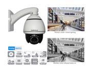 iMeMine 4 Day Night Vision High Speed PTZ Indoor Surveillance Camera Analog CCTV Security 10x Optical Zoom Camera 1000TVL
