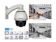 iMeMine 4 Day Night Vision High Speed PTZ Indoor Surveillance Camera Analog CCTV Security 10x Optical Zoom Camera 700TVL