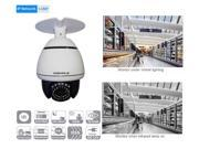 iMeMine 4 PTZ High Speed Surveillance Camera 1.3 Megapixel hd network dome camera 10x Optical Zoom Camera IR Night Vision