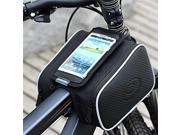 Roswheel Bicycle Front Tube Bag for Cellphone 5.5""