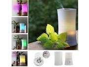 100ML 10W Allochroism Ultrasonic Aroma Diffuser Humidifier LED 7 Color Changing Air Mist Aromatherapy Purifier US Plug 9SIA76H2T65784