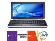 "Dell Latitude E6420 Intel i7 Dual Core 2800 MHz 500Gig Serial ATA 8192mb DVD-RW 14.0"" WideScreen LCD Windows 10 Professional 64 Bit Laptop Notebook"