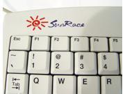 Ps2 Keyboard 8231 slim X architecture 88-key industrial keyboard  industrial keyboard top quality White