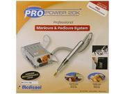 Medicool Pro Power 20K Professional Rechargeable Manicure and Pedicure System