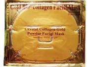 Luxurious 24k Gold Bio-collagen Facial Mask (5pcs)