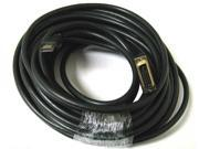 New 50FT 50' FT HDMI To DVI (24+1) 25 pin Cable Cord For HDTV PC Moitor LCD