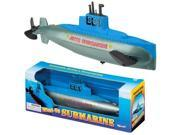 Wind-Up Submarine - Bath Toys by Toysmith (9072)