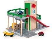 Parking Garage - Vehicle Toy by Brio (B33204)
