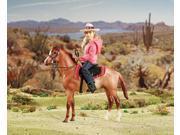 Breyer Horses Classics Size Western Horse & Rider Set #61070 9SIA5N51T39202