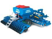 Lemken Sowing Combine - Vehicle Toy by Bruder Trucks (02026)