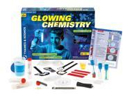 Glowing Chemistry - Science Kit by Thames & Kosmos (644895) 9SIA3G62AB5373