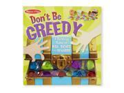 Don't Be Greedy Game by Melissa & Doug 9SIA8N14PB9657