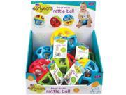 Rattle Maze Ball (One Random Color Ball) - Infant Toy by Early Years (367) 9SIA5N52SD0161