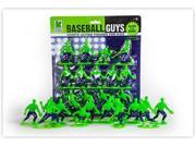 Glow-in-the-Dark Baseball Guys Mini Pack - Action Figures by Kaskey Kids (3879) 9SIA5N534J7078