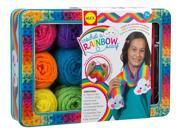 Crochet a Rainbow Scarf - Craft Kit by Alex Toys (85T)