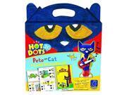 Hot Dots Jr. Pete the Cat - I Love Preschool Set Educational Insights 2451