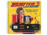 Battery Science - Childrens Books by Klutz (433532)