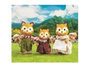 Red Panda Family - Doll House Figures by Calico Critters (CC1492) 9SIA3G64HW3650