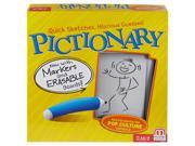 Pictionary - Board Game by Mattel (DKD47)