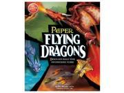 Paper Flying Dragons - Craft Kits by Klutz (544936)