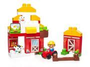 Country Barn - Building Set by MEGA Bloks (DPJ57)