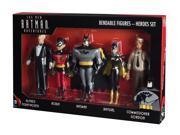 Batman Figure Box Set (New Batman) - Action Figure by Toysmith (3940) 9SIA5N53GM8558