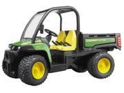 Gator XUV 855D (John Deere) - Vehicle Toy by Bruder Trucks (09813)