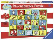 Dr. Seuss Characters 35 pcs. - Jigsaw Puzzle by Ravensburger (08606)
