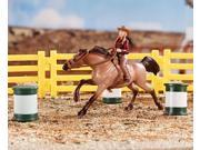 Barrel Racing (Stablemates) - Collectible Horse by Breyer (5377) 9SIA2CW4D62283