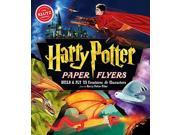 Harry Potter Paper Flyers - Craft Kit by Klutz (810639)
