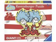 Thing 1 & 2 Dr. Seuss Cat in the Hat Floor Puzzle 24 pcs. by Ravensburger