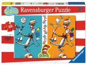 See a Difference Dr. Seuss 60 pcs. - Jigsaw Puzzle by Ravensburger (09633)
