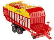 Jumbo 6600 Forage Trailer - Vehicle Toy by Bruder Trucks (02214)