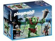 Giant Troll with Dwarves (Knights) - Play Set by Playmobil (6004) 9SIA5N53643032