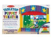 Tabletop Puppet Theater - Puppet by Melissa