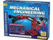 Thames & Kosmos Mechanical Engineering Robotics Arms Experiment - 199 Piece 9SIA9PK6MH4614