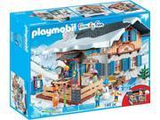 Ski Lodge (Winter Sports) - Play Set by Playmobil (9280)