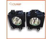 Replacement Projector Lamp/bulb ET-LAD55W/ETLAD55W for PANASONIC PT-D5500 (Dual) / PT-D5600 (Dual) / PT-DW5000 (Dual) / PT-D5600E (Dual) / PT-D5500U (Dual) / PT 9SIA5N622D8319