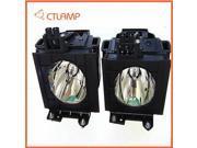 Replacement Projector Lamp/bulb ET-LAD55LW/ETLAD55LW for PANASONIC PT-D5500 (Dual)/PT-D5500U (Dual)/PT-D5500UL (Dual)/PT-D5600 (Dual)/PT-D5600U (Dual)/PT-D5600U 9SIA5N622D8321