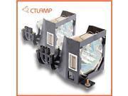 Replacement Projector Lamp/bulb ET-LAL6510W/ETLAL6510W for PANASONIC PT-L6500 (Dual)/PT-L6510 (Dual/PT-L6600 (Dual)/PT-L6500E (Dual)/PT-L6510E (Dual)/PT-L6600E 9SIA5N622G2727