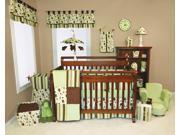 Trend Lab Giggles - 3 Piece Crib Bedding Set - 101509