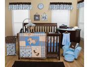 Trend Lab Cowboy Baby 3 Piece Crib Bedding Set 106735