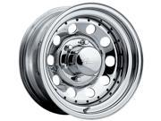 Pacer 320C Chrome Mod 15x6 5x114.3 5x4.5 3mm Chrome Wheel Rim