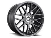 Rotiform R141 RSE 19x10 5x112/5x114.3 +35mm Gunmetal Wheel Rim