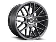 Rotiform R141 RSE 19x10 5x112/5x114.3 +25mm Gunmetal Wheel Rim