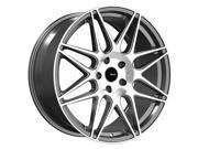 Advanti Racing 88MG Classe 19x8.5 5x112 +35mm Grey/Machined Wheel Rim