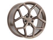 126CO Camaro Z28 OE Replica 20x9 5x120 +30mm Copper Wheel Rim