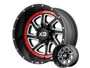 XD Series XD833 20x9 6x139.7/6x5.5